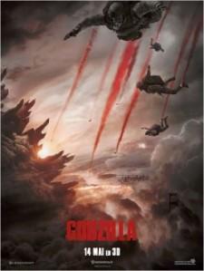 Godzilla - 2014 - Warner