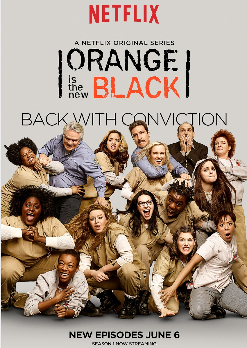 Orange Is The New Black saison 2 : le nouveau coup de génie de Netflix