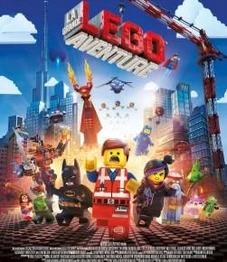 La Grande aventure Lego : ça casse des briques!