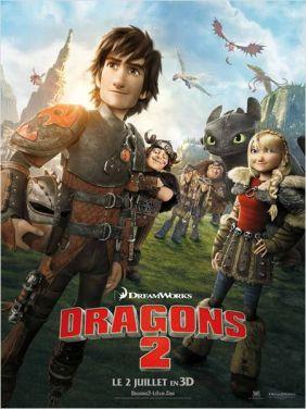 Dragons 2 - 2014 - DreamWorks