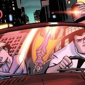 Powers, la première série sur PlaystationNetwork