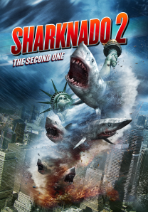 Sharknado 2 Affiche © The Asylum