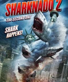 Gagnez des places pour la projection unique au cinéma de Sharknado 2 : The Seconde One!