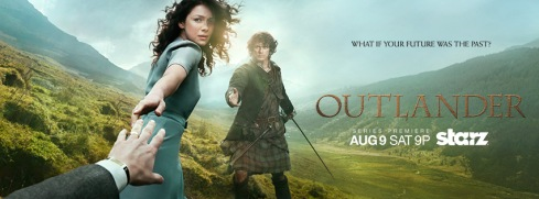 Outlander - Starz - Sony Pictures Television