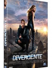 2 DVD de «Divergente» àgagner