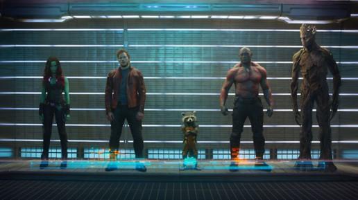 Les Gardiens de la galaxie - Marvel Studios - The Walt Disney Company