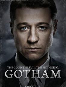 [Pilot] Gotham : ambiance noire pour des personnages hauts encouleur