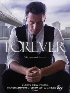 [Pilot] Forever : Une série mortelle?