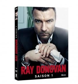 5 DVD de la saison 1 de «Ray Donovan» àgagner