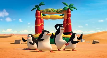 Les Pingouins de Madagascar - DreamWorks - 20th Centry FOX