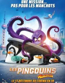 Les Pingouins de Madagascar : les espions de labanquise