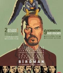 Birdman : Michael Keaton prend sonenvol