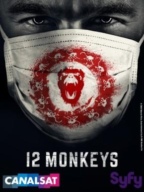 [Pilot] 12 Monkeys : Syfy adapte efficacement le film culte de TerryGilliam