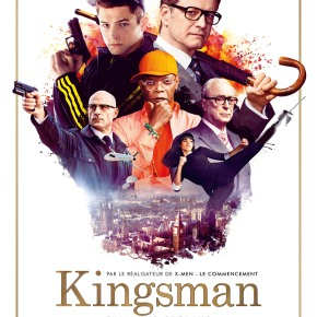 Kingsman : Services secrets – Quand James Bond rencontre Kick Ass