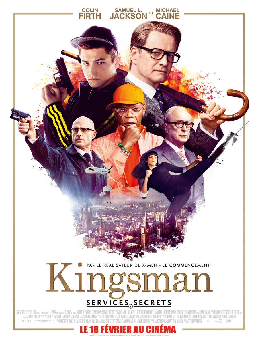 Comment devenir un agent KINGSMAN ?