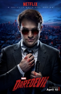 Daredevil - Affiche promotionnelle S01