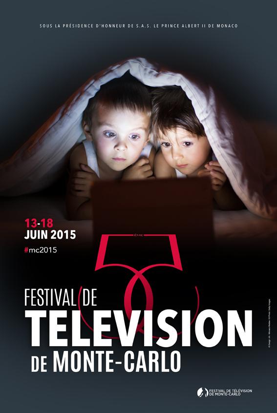 Festival Monte-Carlo - 55e édition (Affiche officiel)