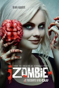 iZombie - Affiche promotionnelle S01