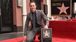 Jim Parsons Honored On The Hollywood Walk Of Fame