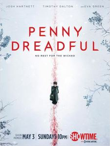Penny Dreadful - Affiche promotionnelle S02