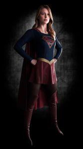 Supergirl - premières images