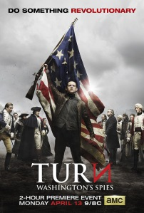 Turn - Affiche promotionnelle S02