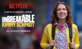 Unbreakable Kimmy Schmidt saison 1 : «Females are strong as hell», tout comme cettesérie