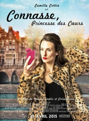 Tentez de gagner 3×2 places pour le film Connasse, Princesse descoeurs
