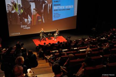 Matthew Weiner se lance dans les charades à Séries Mania
