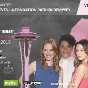 GREYSCON, la 1ère convention Grey's Anatomy à Paris le 20 et 21 juin 2015