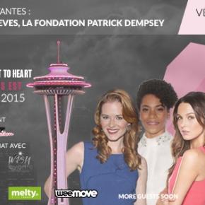 GREYSCON, la 1ère convention Grey's Anatomy à Paris le 20 et 21 juin2015
