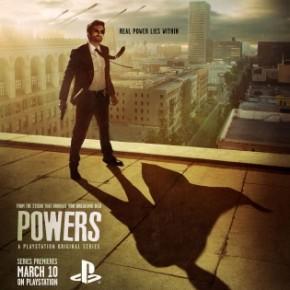 ComicStories – Sur Nos Ecrans #14 : Powers saison1