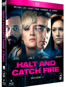 3 Blu-Ray de Halt and Catch Fire saison 1 à gagner