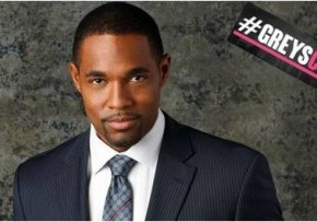 Rencontre avec Jason George alias Ben Warren dans Grey's Anatomy
