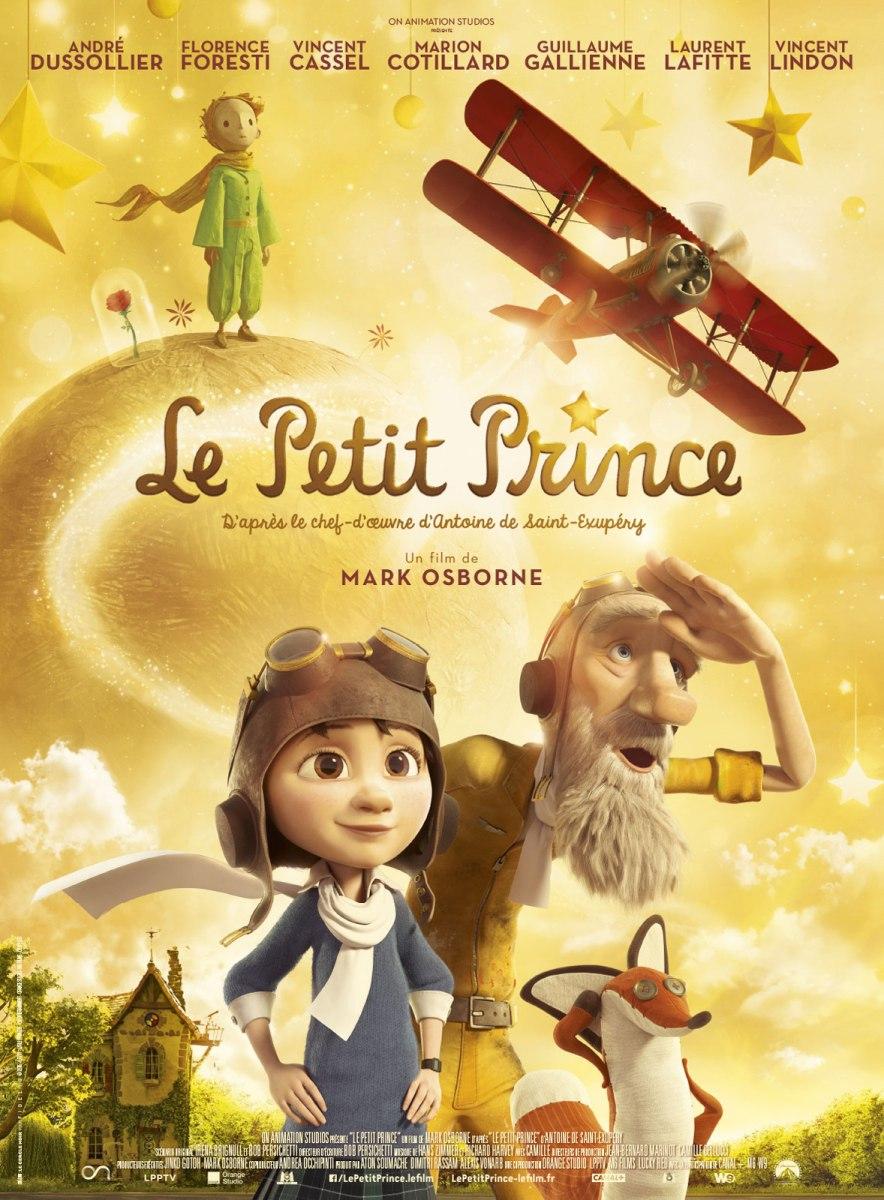 Le Petit Prince : Une adaptation royale