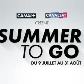 Cet été, découvrez Summer To Go et visionnez gratuitement vos programmespréférés