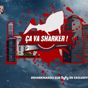Tornade de requins et de cadeaux sur Canalsat et Syfy pour Sharknado3
