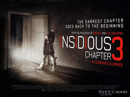 Insidious : Chapitre 3 - Sony Pictures