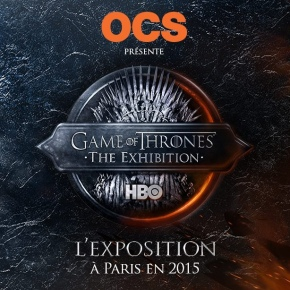 #ExpoGOT – Toutes les photos de l'Exposition Game of Thrones