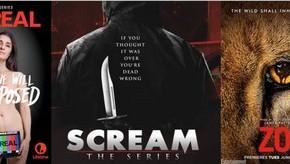 On a testé 3 nouvelles séries de l'été : UnReal, Zoo etScream