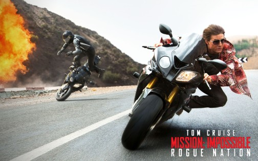 Mission Impossible 5 : Rogue Nation - Skydance - Paramount