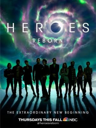 Heroes Reborn - NBC - 2015
