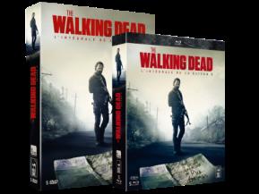 [Concours] Des DVD et Blu-Ray de The Walking Dead saison 5 àgagner