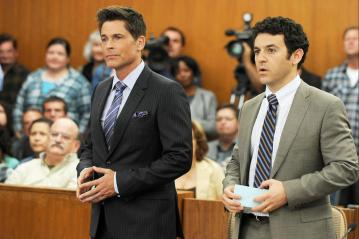 Rob Lowe et Fred Savage - The Grinder