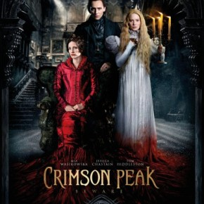 Crimson Peak : un mélodrame horrifique