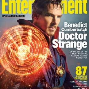 Un aperçu de Benedict Cumberbatch en DoctorStrange