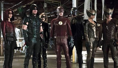 "Arrow -- ""Legends of Yesterday"" - The CW - Warner Bros"
