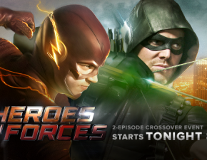 The Flash/Arrow : Legends of Crossover