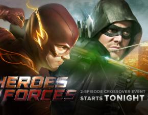 The Flash/Arrow : Legends ofCrossover