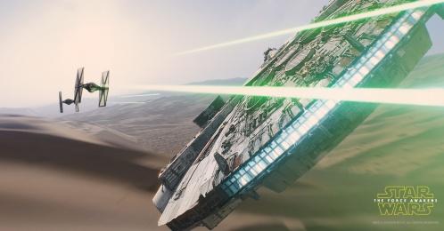 Star Wars VII - Lucasfilm - Disney